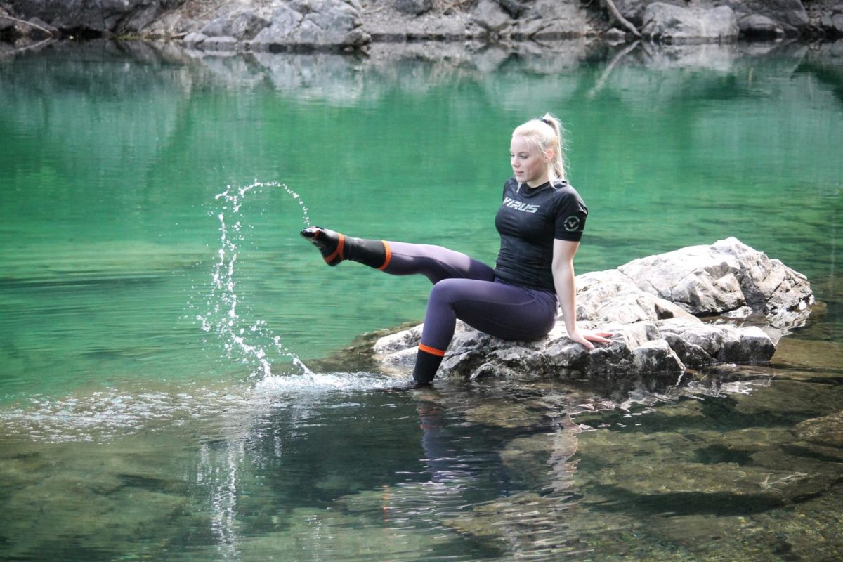DEXSHELL waterproof nogavice